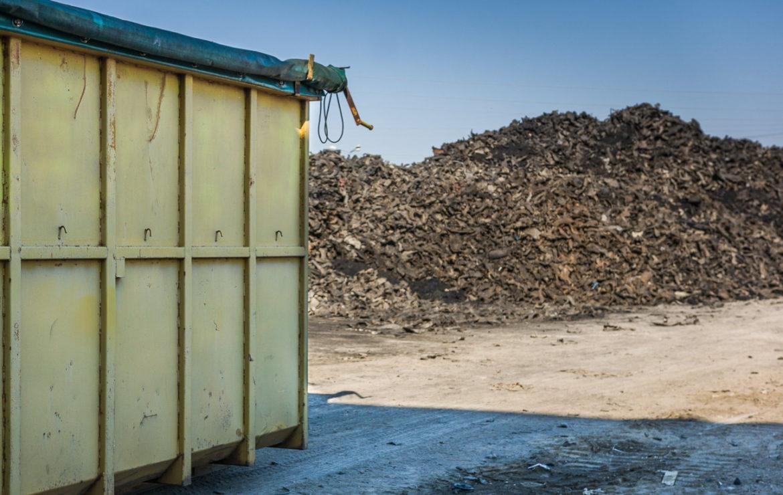 Sprowadzamy coraz więcej odpadów