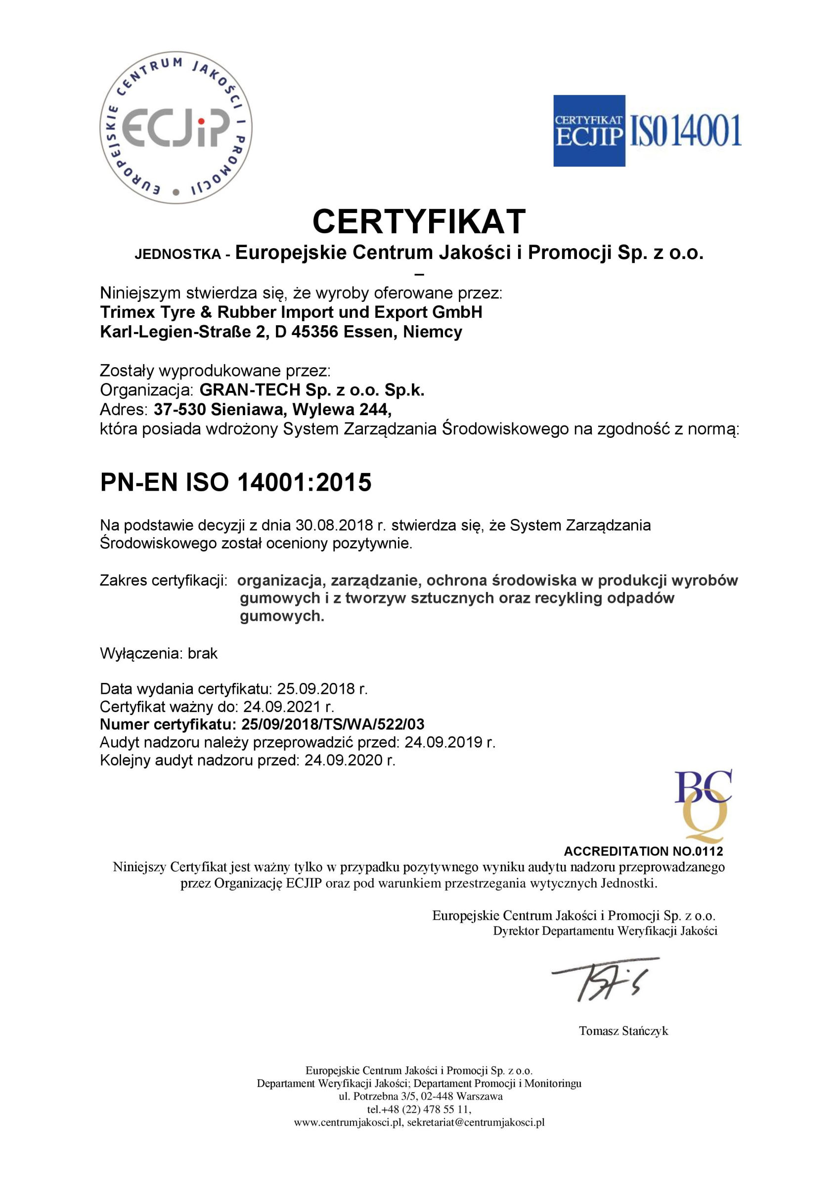 GRAN-TECH - ISO140012015 2018-page-001